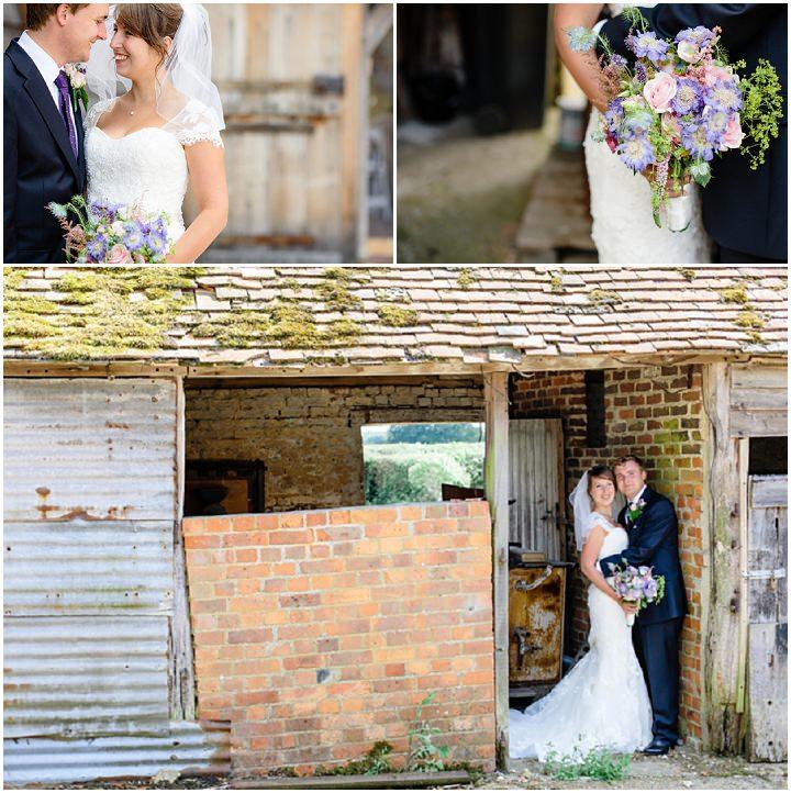 35 DIY Barn Wedding in Surrey By Tux and Tales