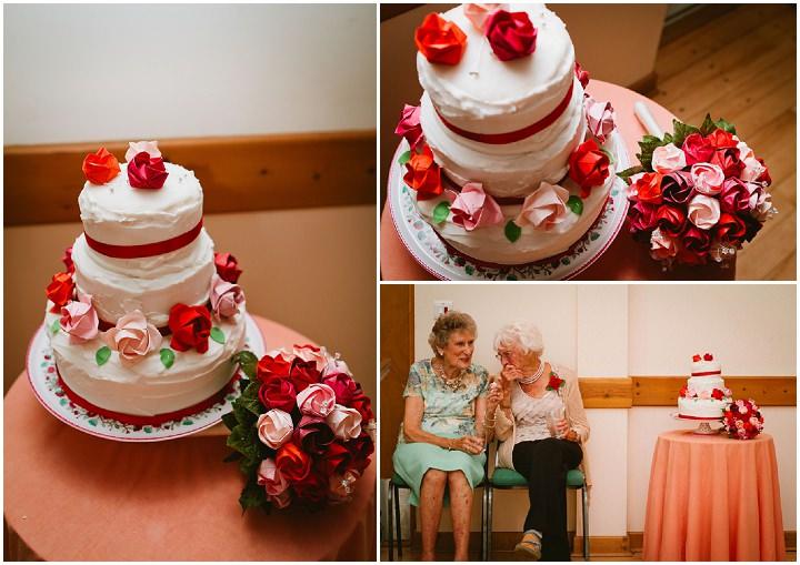 35 Origami and Bunting 2 week Long Wedding in Devon