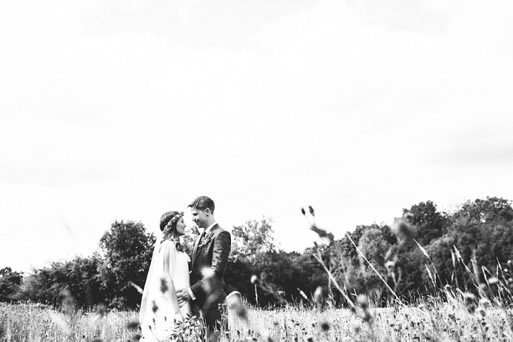 36 Bohemian Wedding in East Sussex by Chris Fishleigh Photograpy