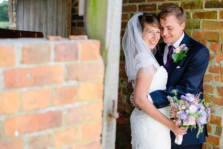 36 DIY Barn Wedding in Surrey By Tux and Tales