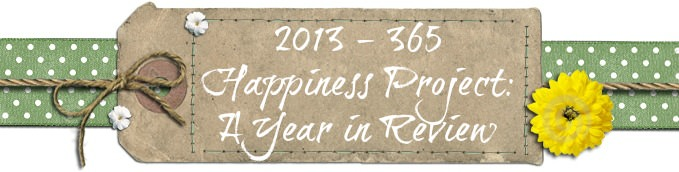 365 Happiness Project A Year in Review
