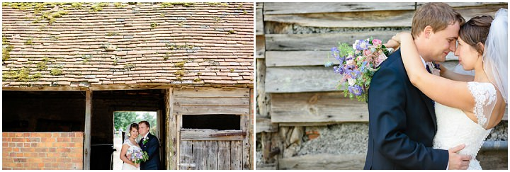 37 DIY Barn Wedding in Surrey By Tux and Tales