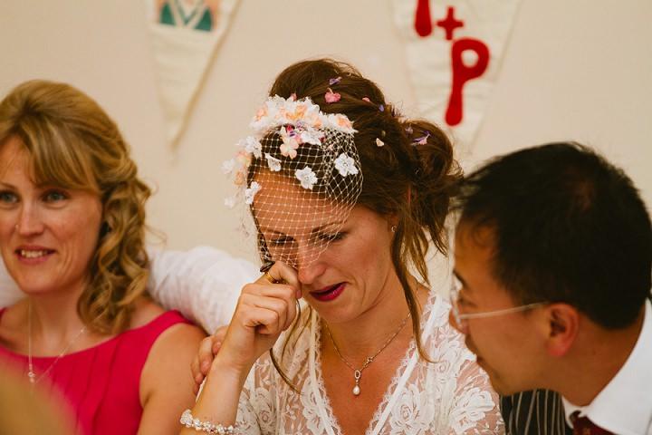 37 Origami and Bunting 2 week Long Wedding in Devon