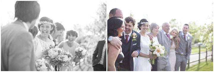 38 DIY Village Hall Wedding in Cheshire by Daniel Hough Photography