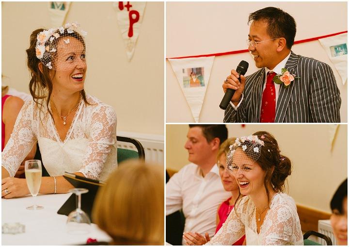38 Origami and Bunting 2 week Long Wedding in Devon