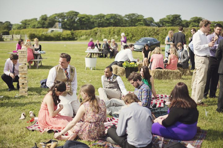 39 Farm Wedding on the Wirral By Mark Tattersall