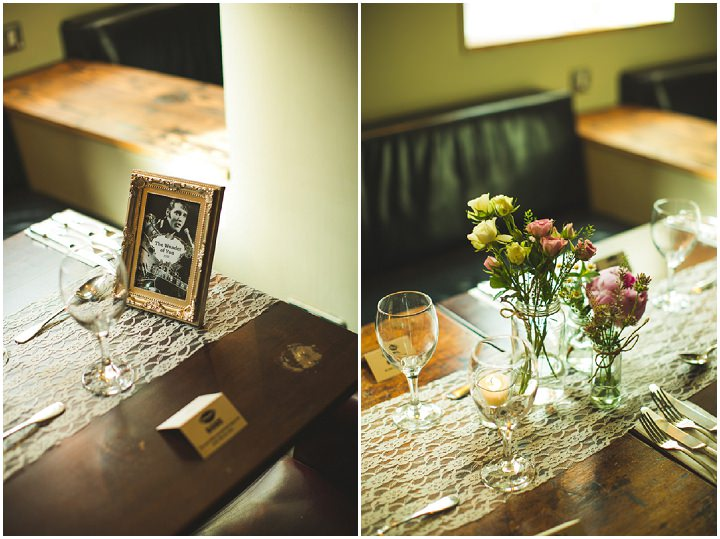 39 Quirky, Vintage Inspired Wedding In Sheffield By S6 Photography