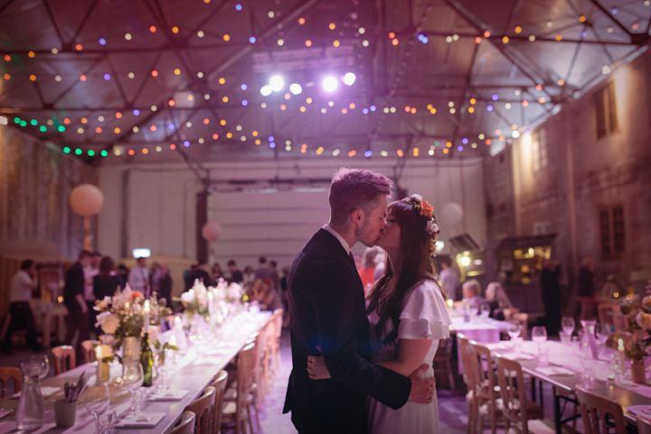 DIY Warehouse Wedding In Liverpool By Babb Photos