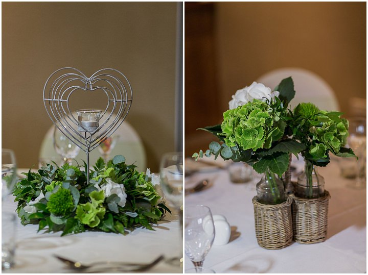 40 Green and White Wedding in Huddersfield By Paul Joseph Photography