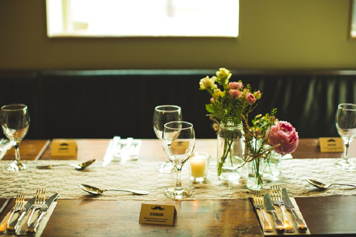 40 Quirky, Vintage Inspired Wedding In Sheffield By S6 Photography