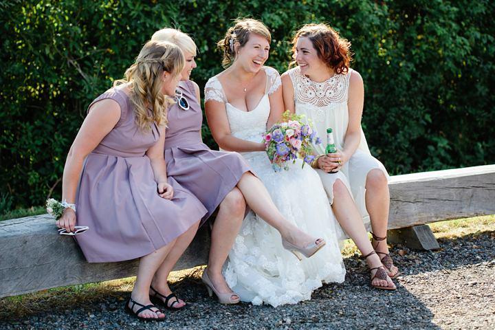 41 DIY Barn Wedding in Surrey By Tux and Tales