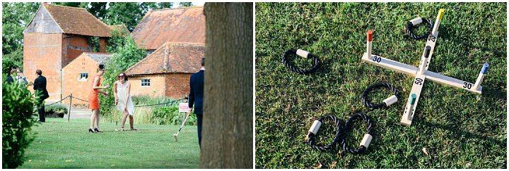42 DIY Barn Wedding in Surrey By Tux and Tales