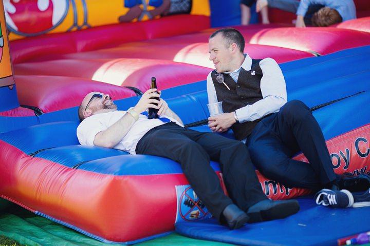 42 DIY Festival Wedding at Rutland Water By Lifeline Photography
