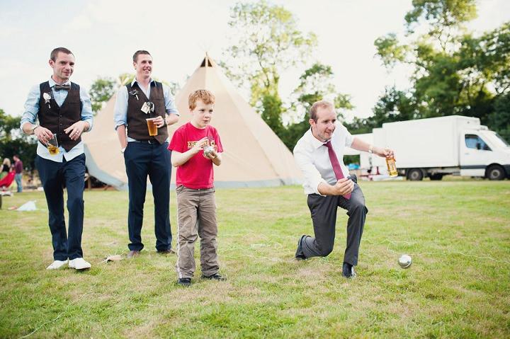 43 DIY Festival Wedding at Rutland Water By Lifeline Photography