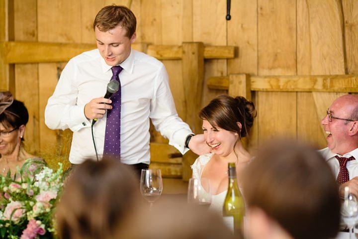 44 DIY Barn Wedding in Surrey By Tux and Tales