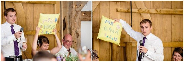 45 DIY Barn Wedding in Surrey By Tux and Tales