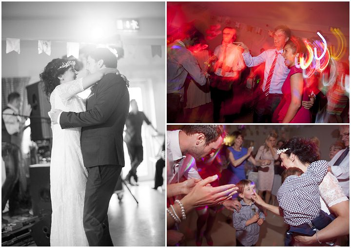 45 DIY Village Hall Wedding in Cheshire by Daniel Hough Photography