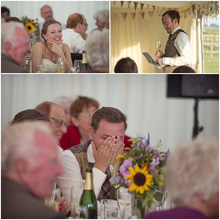 45 Farm Wedding on the Wirral By Mark Tattersall