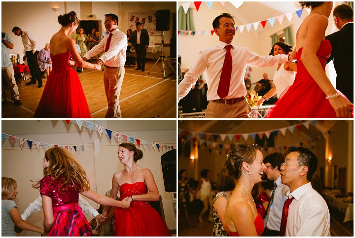 45 Origami and Bunting 2 week Long Wedding in Devon