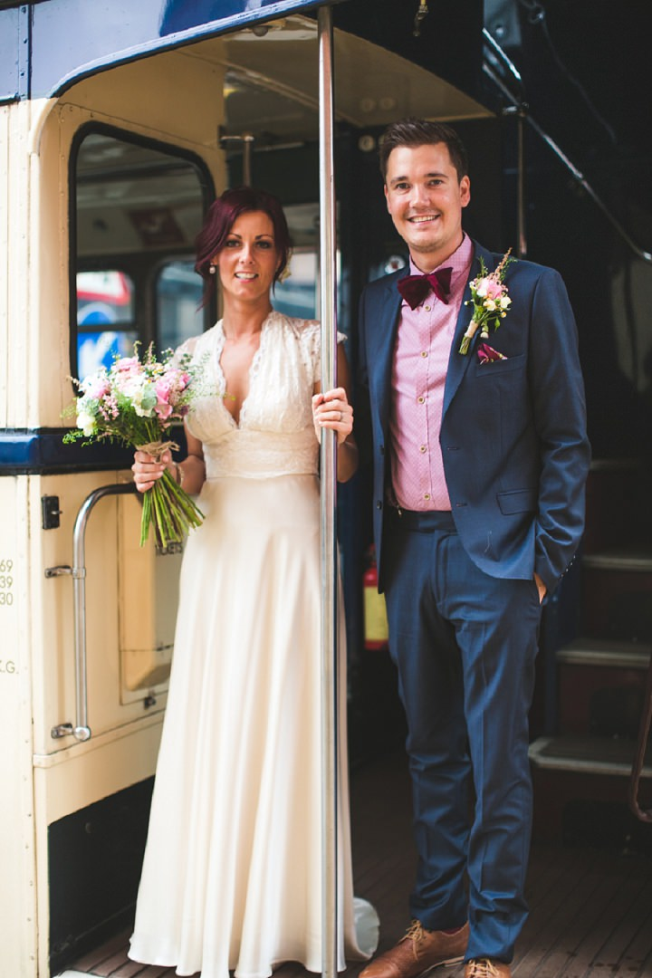 45 Quirky, Vintage Inspired Wedding In Sheffield By S6 Photography