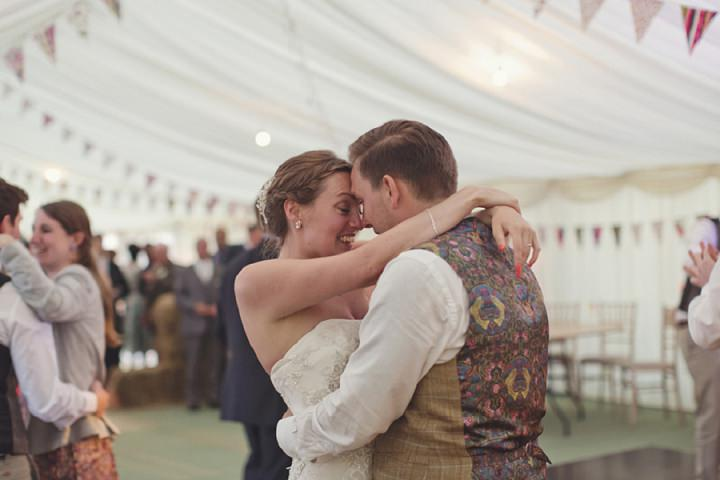 49 Farm Wedding on the Wirral By Mark Tattersall