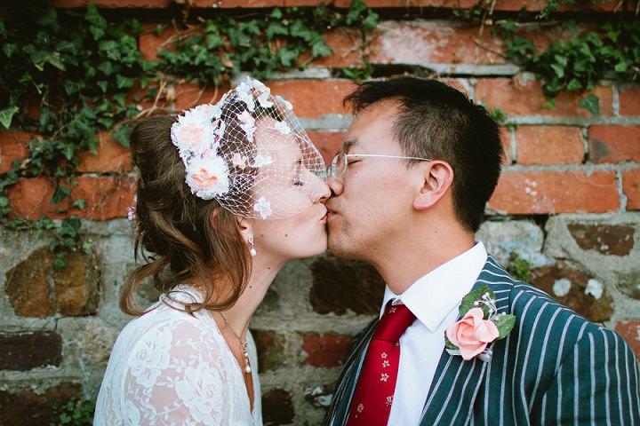 5 Origami and Bunting 2 week Long Wedding in Devon