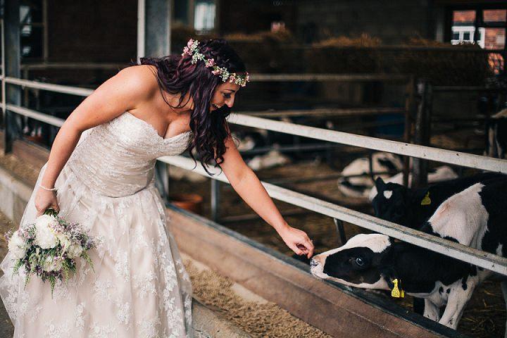 5 Rustic Farm Wedding in Cheshire By Cassandra Lane