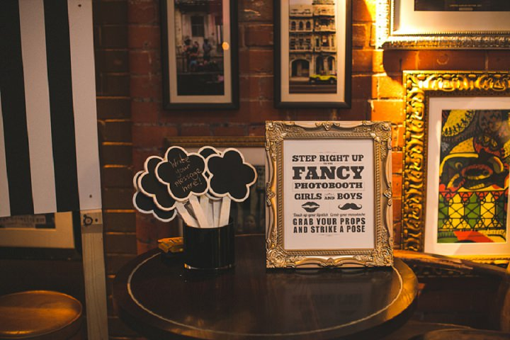50 Quirky, Vintage Inspired Wedding In Sheffield By S6 Photography
