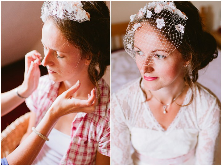 9 Origami and Bunting 2 week Long Wedding in Devon