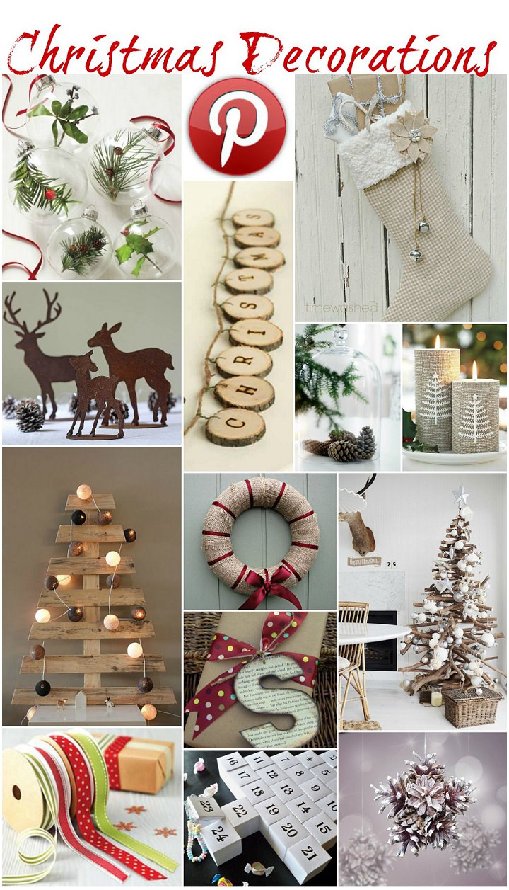 Boho Pins Christmas Decorations Weddings For The
