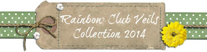 Rainbow Club Veils Collection 2014