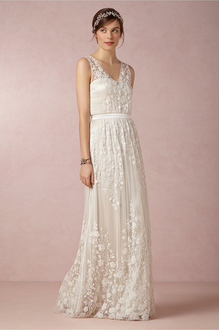5c8a3c386f Bridal Style: BHLDN Spring 2014 Collection - Boho Weddings For the ...