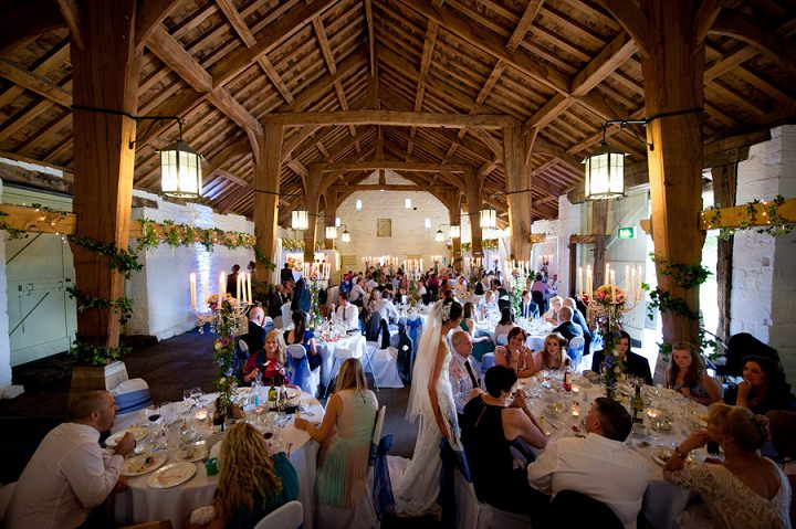 East riddlesden hall wedding venue