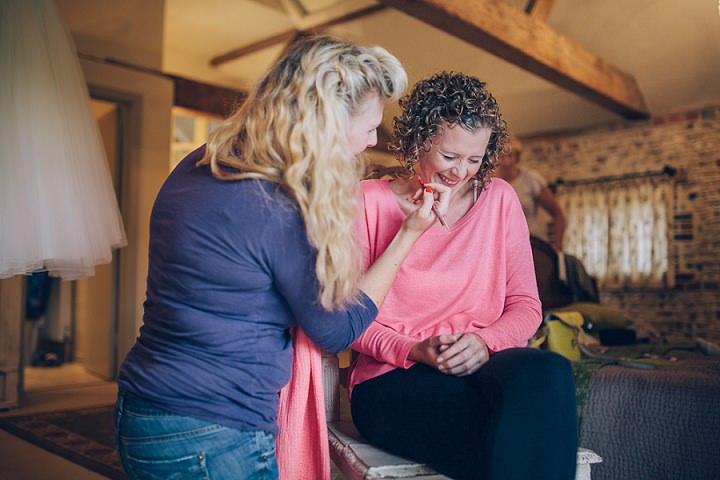 10 Beautiful Barn Wedding in West Sussex By Dan Corbett
