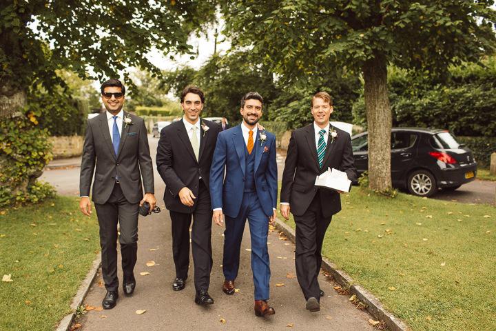 11 Tipi Wedding in Somerset By Ben Higgins