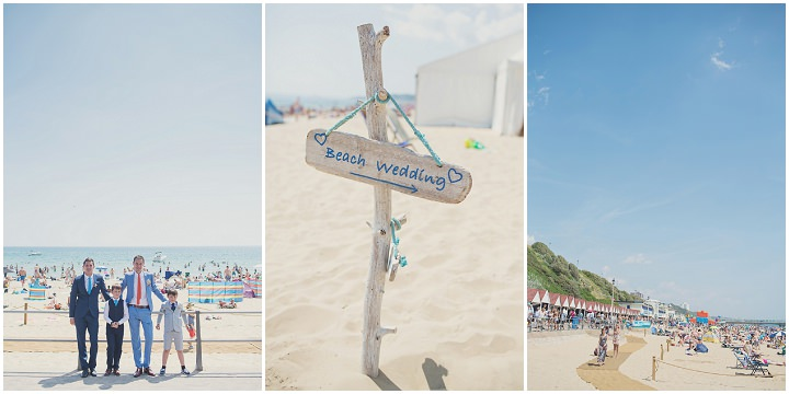 12 Beach Wedding in Bournemouth By Cotton Candy