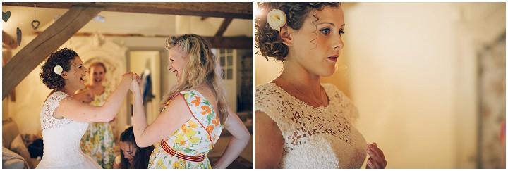 12 Beautiful Barn Wedding in West Sussex By Dan Corbett
