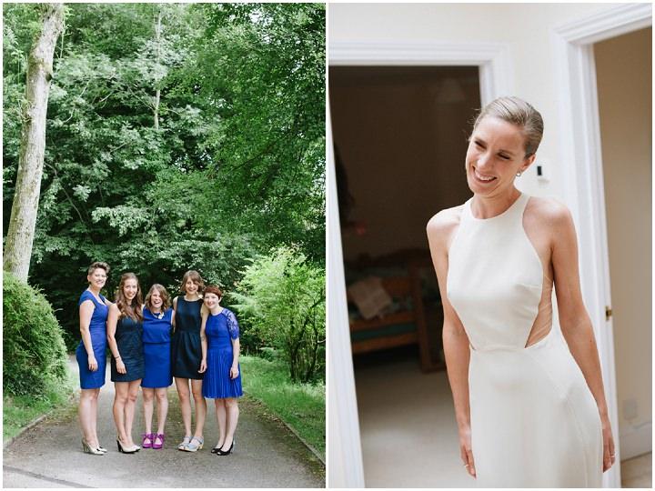 12 Devon Wedding With A Stella McCartney Wedding Dress By Ana Lui