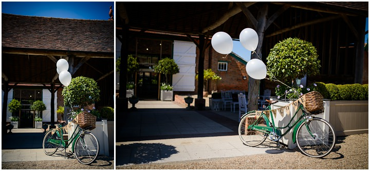 12 Summer Wedding at Gaynes Park in Epping By Justin Bailey