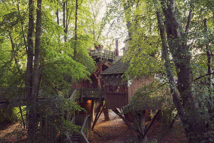 12 Treehouse Wedding in Northumberland By Craig Goode