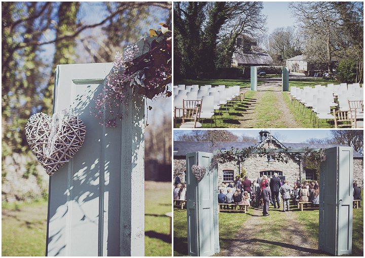 12 Vintage Glam Wedding in North Wales By Anna Hardy