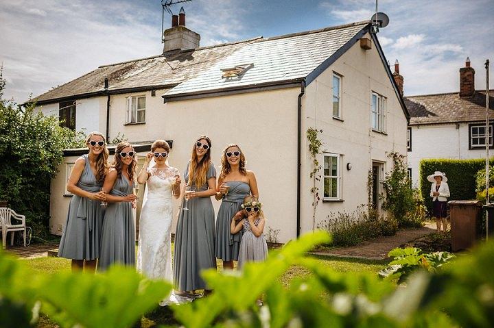 13 Elegant Wedding at Woolverstone Hall in Suffolk by Paul Marbrook