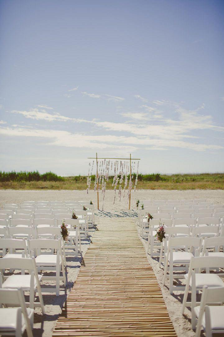13 Sunny Florida Beach Wedding By Stacey Paul