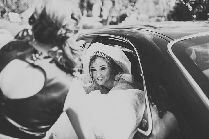 13 Vintage Glam Wedding in North Wales By Anna Hardy