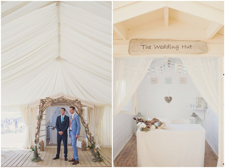 14 Beach Wedding in Bournemouth By Cotton Candy