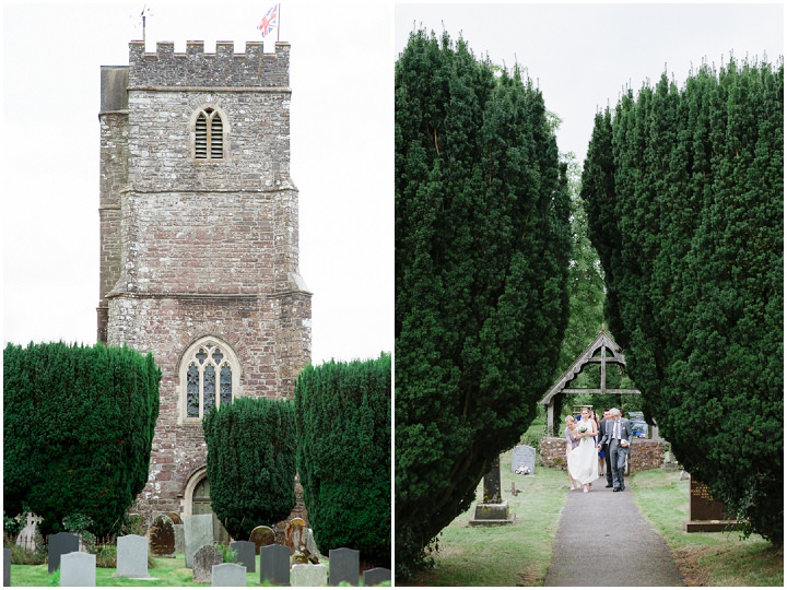 14 Devon Wedding With A Stella McCartney Wedding Dress By Ana Lui
