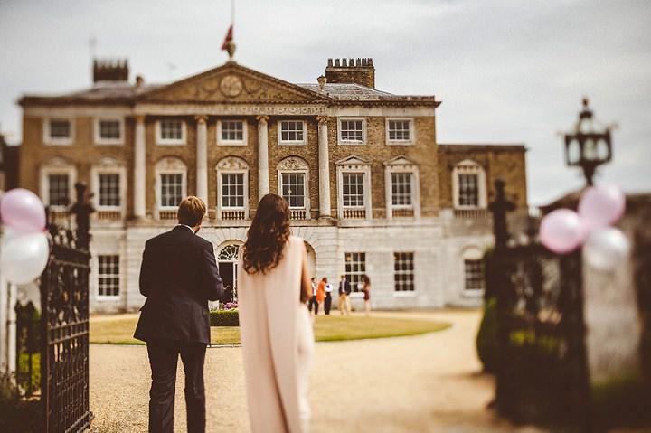 14 Elegant Wedding at Woolverstone Hall in Suffolk by Paul Marbrook