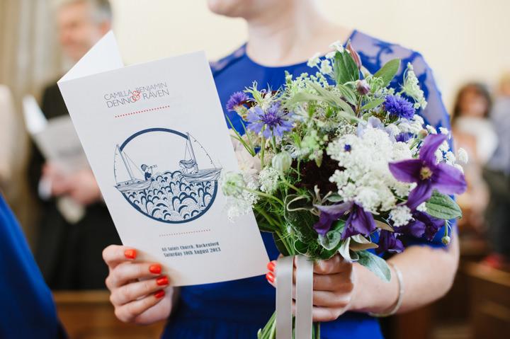 15 Devon Wedding With A Stella McCartney Wedding Dress By Ana Lui