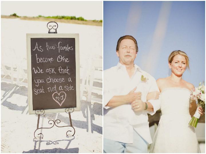 15 Sunny Florida Beach Wedding By Stacey Paul