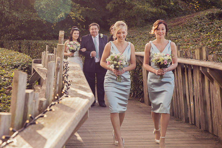 15 Treehouse Wedding in Northumberland By Craig Goode